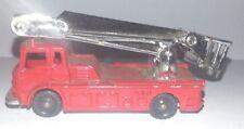 HUSKY SIMON SNORKEL FIRE ENGINE  -MADE IN GT BRITAIN - CON CESTELLO