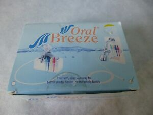 Oral Breeze Hook up to shower or faucet, 1 foot long - BRAND NEW
