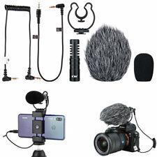 SGM-V1 Cardioid Microphone For Nikon D7500 D750 D850 D5600 D500 P950 P1000 D810