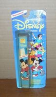 *NEW* Disney Mickey Mouse Character Pepsodent Blue Toothbrush RARE Vintage ADA