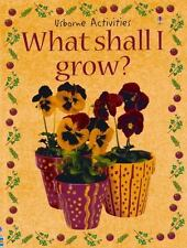 What Shall I Grow? (What Shall I Do Today)