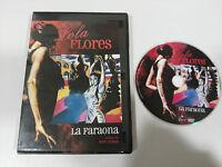LOLA FLORES La Faraonico DVD Film Filmax Regione 2