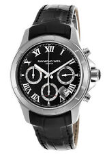 RAYMOND WEIL PARSIFAL AUTOMATIC CHRONOGRAPH DATE MEN'S WATCH 7260-STC-00208 NEW