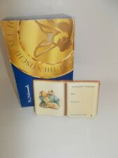 New ListingHummel Goebel Figurine 883 /A Tmk 8 The Guardian Birth Certificate S18 Ss