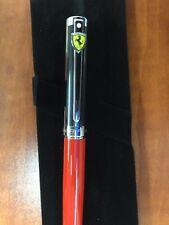 Sheaffer Ferrari Official Licensed Rolling Ball Pen Rosso Corsa 100% Genuine