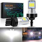 7440 7443 5630 15SMD-3030 LED Back Up Light Bulb Reverse Backup Lamp Xenon White