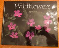 USPS Wildflowers Stamp Book