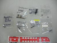 AD586-0,2# Konvolut Trix H0/DC Ersatzteile für Loks/Dampfloks etc