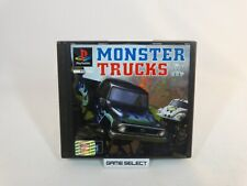 MONSTER TRUCKS PLAYSTATION 1 2 3 ONE PS1 PS2 PS3 PSX PAL EUR ITALIANO COMPLETO