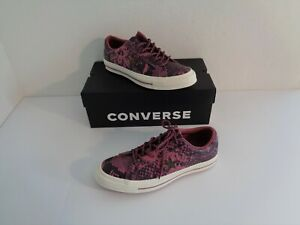 Converse Chuck Taylor All Star One Star Snake Sneakers Size M 6.5 W 8.5 NEW
