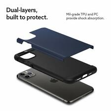 Case iPhone 11 Pro Dual Layer Protection TPU Hard PC Cover Shockproof Slim Blue