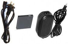 AC adaptor for Panasonic DMC-FH7N DMC-FH24 DMC-FH25 DMC-FH25A DMC-FH25K DMCFH25R