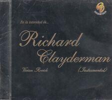 Richard Clayderman Instrumental Homenaje by Vivian Rovich CD New Nuevo Sealed