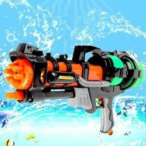 Large Water Gun Pump Fun Wet Action Super Soaker Sprayer Outdoor Beach Garden