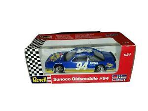 Revell, 1992, Sunoco Oldsmobile #94 NASCAR 1:24 Die-Cast, Sunoco Brand