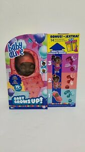 Baby Alive Baby Grows Up (Sweet) - Sweet Blossom or Lovely Rosie - BONUS PACK