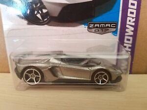Hot wheels Lamborghini Aventador  ZAMAC  Brand new