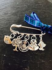 Glasgow Coat Of Arms Pin