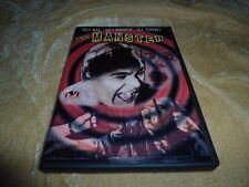 The Manster (1960) [1 Disc DVD] RETRO MEDIA STUDIO