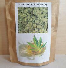 Hanftee Premium 10g Bio, ganze Blüten