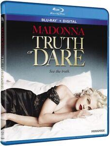 Madonna Truth or Dare New Blu-ray