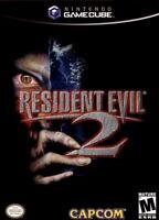 Resident Evil 2 Nintendo Gamecube Complete