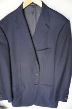 CORNELIANI Mens Wool Wool Wool Blazer Jacket sz EU 110 Dr 6L