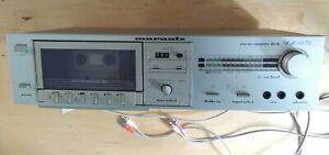Vintage Marantz stereo cassette deck SD1030