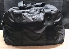 Lululemon Black Yoga Small Gym Duffel Bag