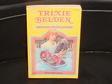 TRIXIE BELDEN * NO 9 *THE HAPPY VALLEY MYSTERY * KATHRYN KENNY 1985 ( 1962 ).