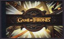 GAME OF THRONES 2018 - PRESTIGE STAMP BOOK - PSB DY24