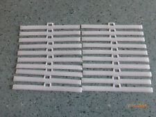 20 Vertical Blind Clips Top Hangers To Fit 5Inch/127mm Slats UV Stabilised New