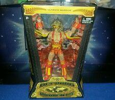 Ultimate Warrior - Elite Defining Moments -New Boxed WWE Mattel Wrestling Figure
