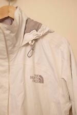Women's off white NORTH FACE Jacket. Size large