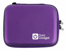 Jet Purple Hard EVA Carry Case For Elgato Game Capture HD
