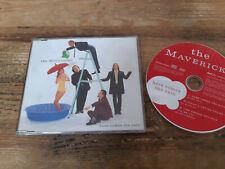 CD Pop The Mavericks - Here Comes The Rain (3 Song) MCD MCA REC sc
