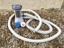 Intex pompe filtre 45 watt 2,006 lt/h pour piscine entretien de l'eau Modèle 604