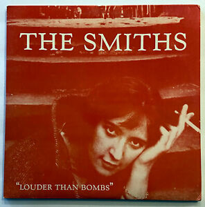 The Smiths Louder Than Bombs Double LP Gatefold Sleeve Sire 25569-1 1987
