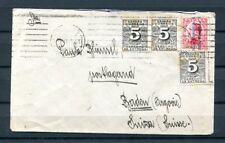 1931.ESPAÑA.SOBRE CIRCULADO.MUY BONITA.CAT 82 €