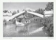 """Story Land Queen Boat"" /Story Land, Glen NH/ {Postcard}  (XT-3)"