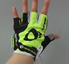 MTB Road Bike racing Half Finger Glove Short Fingerless Cycling Gloves Green