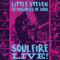 LITTLE STEVEN/LITTLE STEVEN & THE DISCIPLES OF SOUL - SOULFIRE LIVE! [8/10] USED