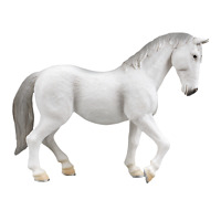Mojo LIPIZZANER HORSE toys model figure kids girls plastic animal farm figurine