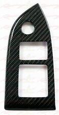 13-15 Scion FR-S 3D Carbon Fiber inner door window Control trim cover GT86 BRZ
