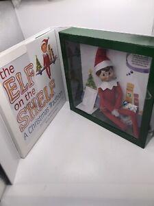 CHRISTMAS Boy Elf on the Shelf A Christmas Tradition W/Book IM A BOY BRAND NEW