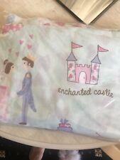 Next Girls Single Bedding Enchanted Castle Quilt Cover + Pillowcase