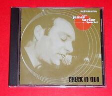 James Taylor Quartet - Check it out -- 2er-CD / Jazz