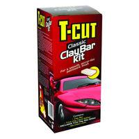 T Cut Classic CLAY BAR Kit Set Car Paint Bodywork Restorer Wax Polish Deep Shine