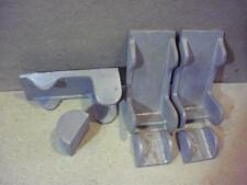 Kr-2 Experimental Aircraft raw Aluminum castings parts as shown