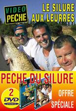 Lot 2 DVD Vidéo Pêche du Silure - Peche Carnassiers